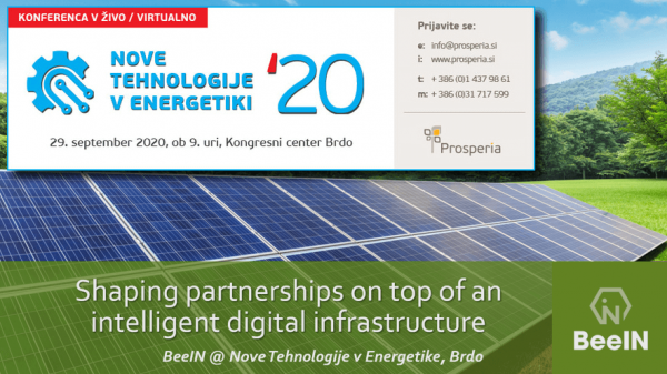 """Damirjeva predstavitev na forumu """"Nove tehnologije v energetiki"""" na Brdu"""